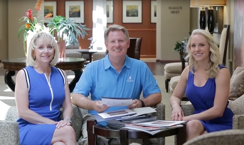 Lucky Realtor Family Video